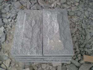 芝麻灰石材蘑菇石